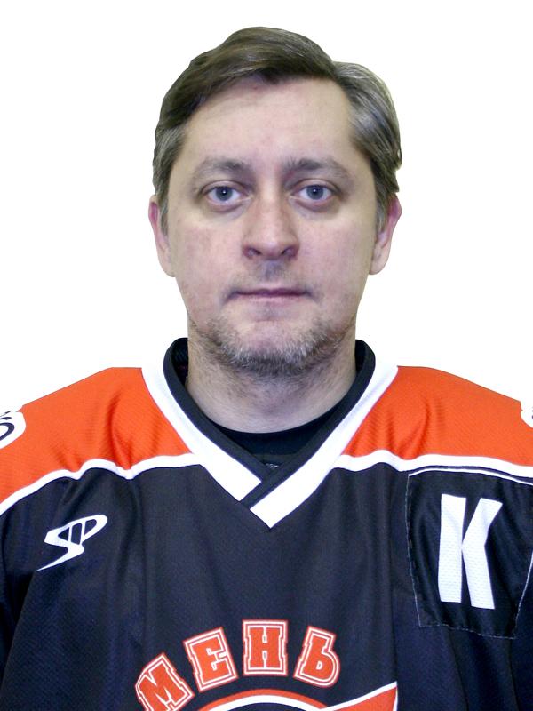Админстратор команды Дмитрий Шефер