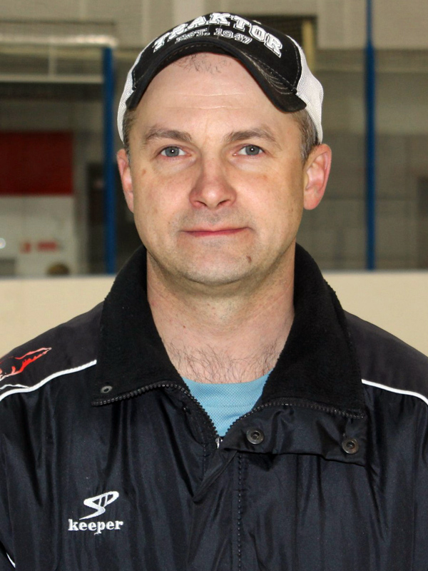Тренер Ситников Александр Борисович