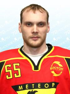 Фирсов Александр, нападающий