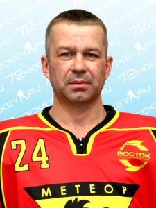Плесовских Игорь, нападающий