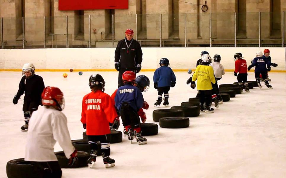 тренировки по хоккею длядетей со старними обязанности квалификационные