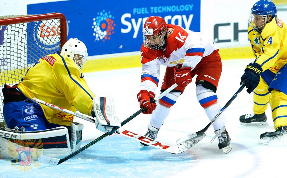 Юниорская сборная Российской Федерации уступила сверстникам изКанады