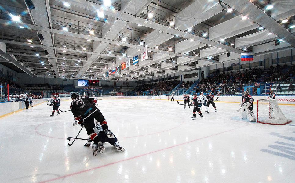 Сегодня Всероссийский день хоккея