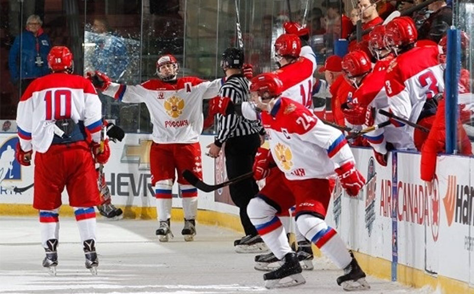 Кубок вызова: Юниорская сборная РФ обыграла Швейцарию