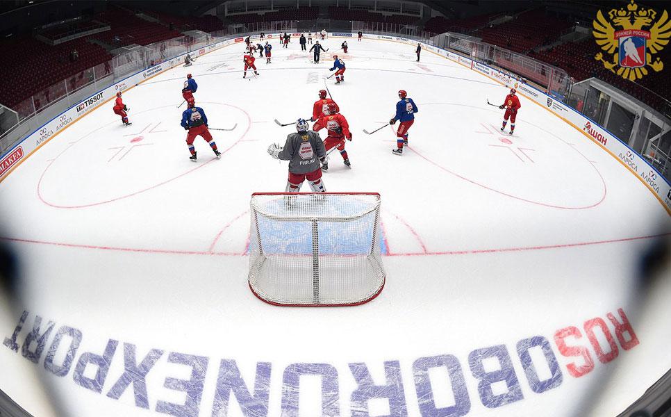 Хоккей, Евротур-2017: РФ одолела Чехию и преждевременно выиграла вобщем зачете