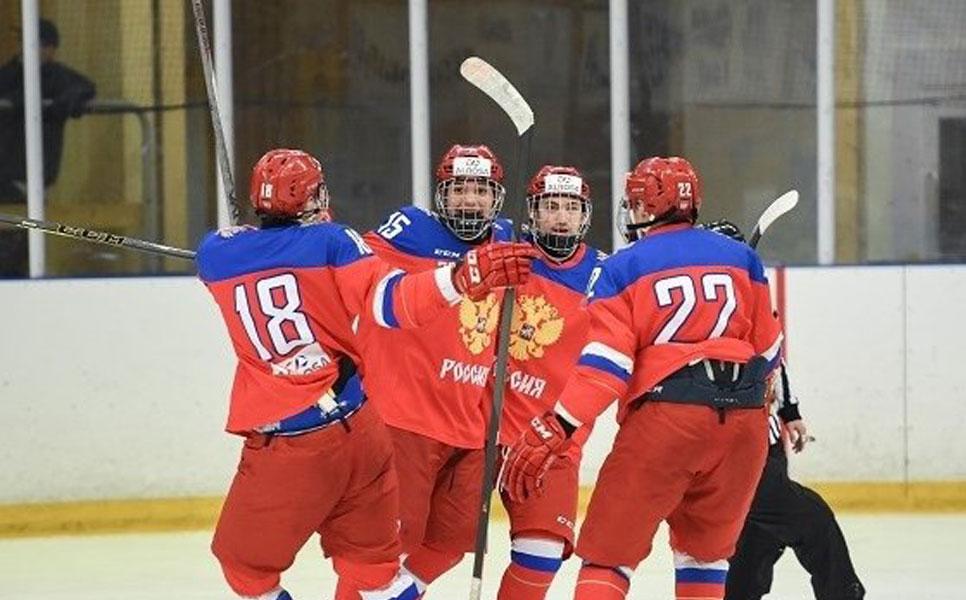Игроки тольяттинской «Ладьи» помогли юниорской сборной РФ одолеть финнов