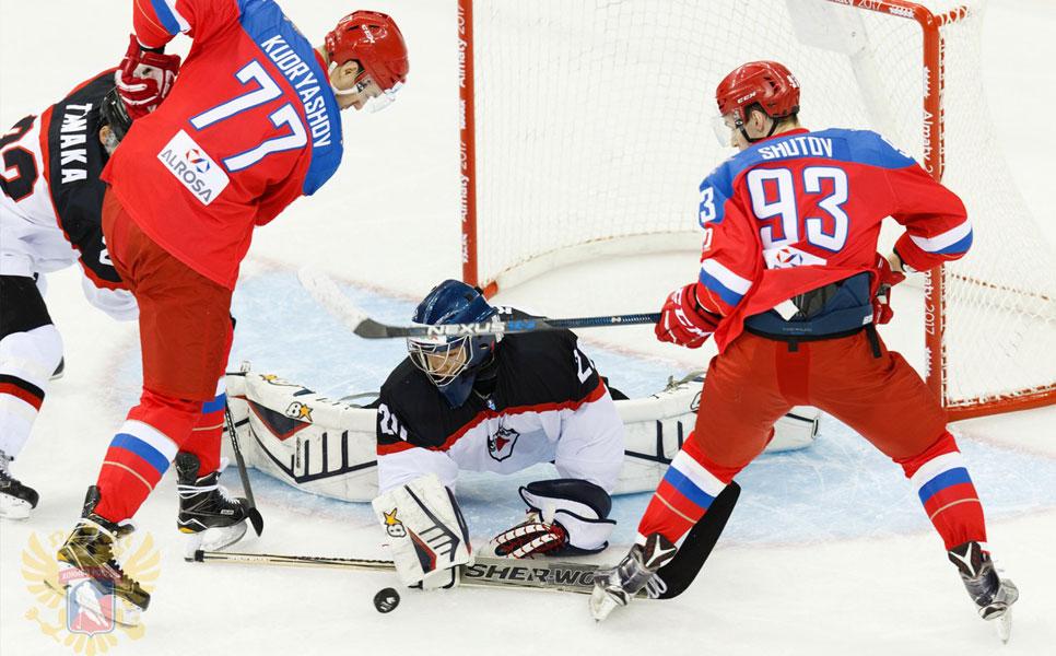 Тверские хоккеисты помогли Российской Федерации разгромить Японию