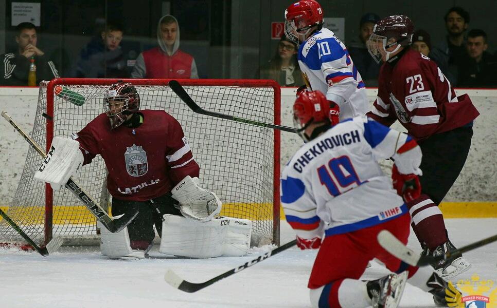 похищенных результат матча россия латвия по хоккею матчей